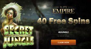 Secret Jungle Slot
