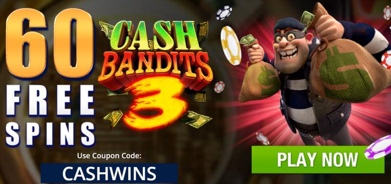 Cash Bandit 3 Slot