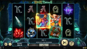 Book of Darkness Slot