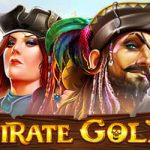 Pirate gold slot